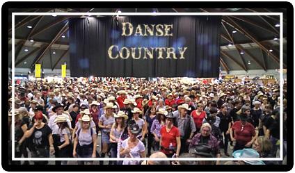 Salon country western accueil - Danse de salon le mans ...